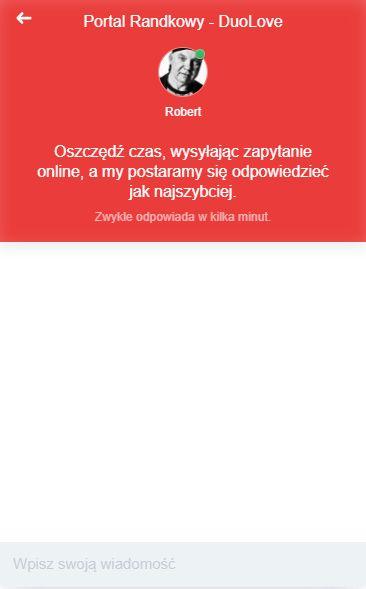 czat online