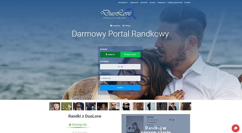 Za logowania bez portal randkowy darmo Darmowe portale